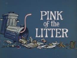 pinkoflitter