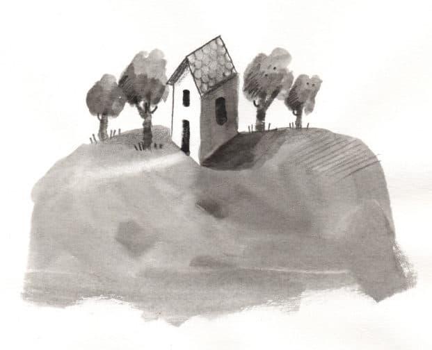 ilustracion-lapiz-grafito-acuarelable
