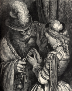 barba azul-doré-cuentos tradicionales