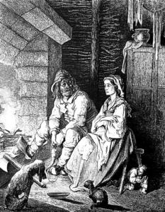 pulgarcito-doré-cuentos tradicionales