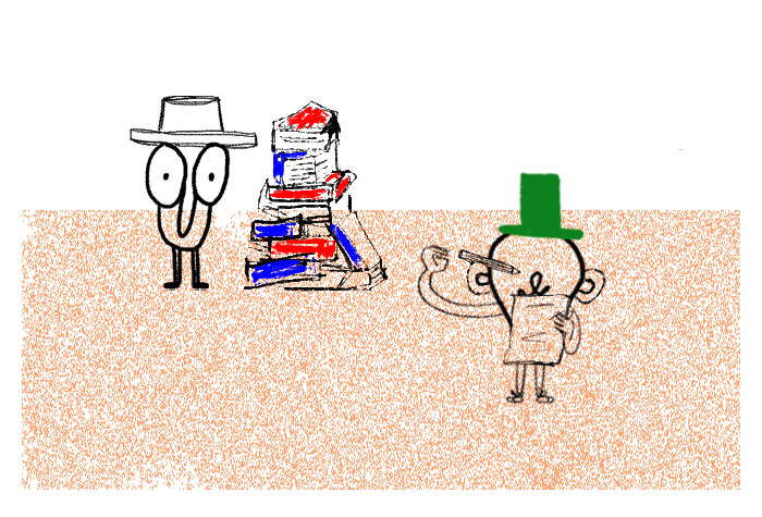 sombrero-blanco-y-sombrero-verde-brainstorming