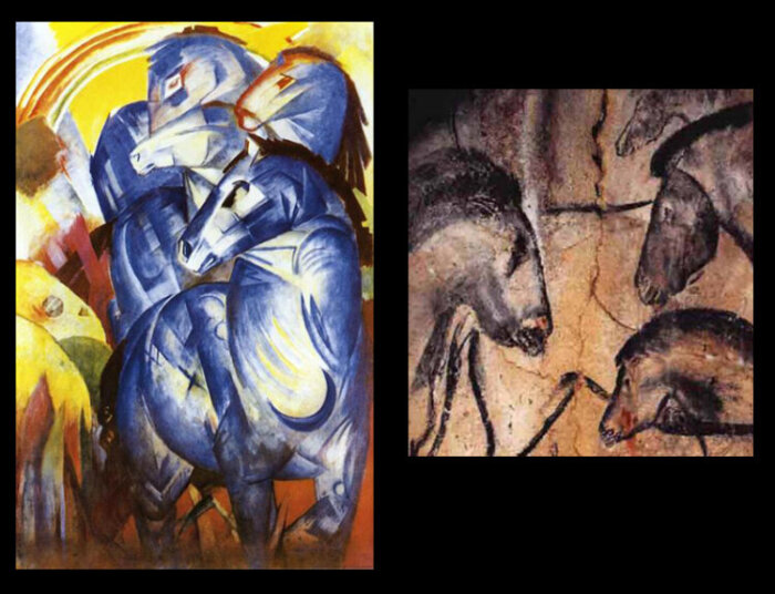 Descrizione: Macintosh HD:Users:migueltanco:Desktop:curso historia del arte:arte prehistorico:AEC·3:caballos2.jpg